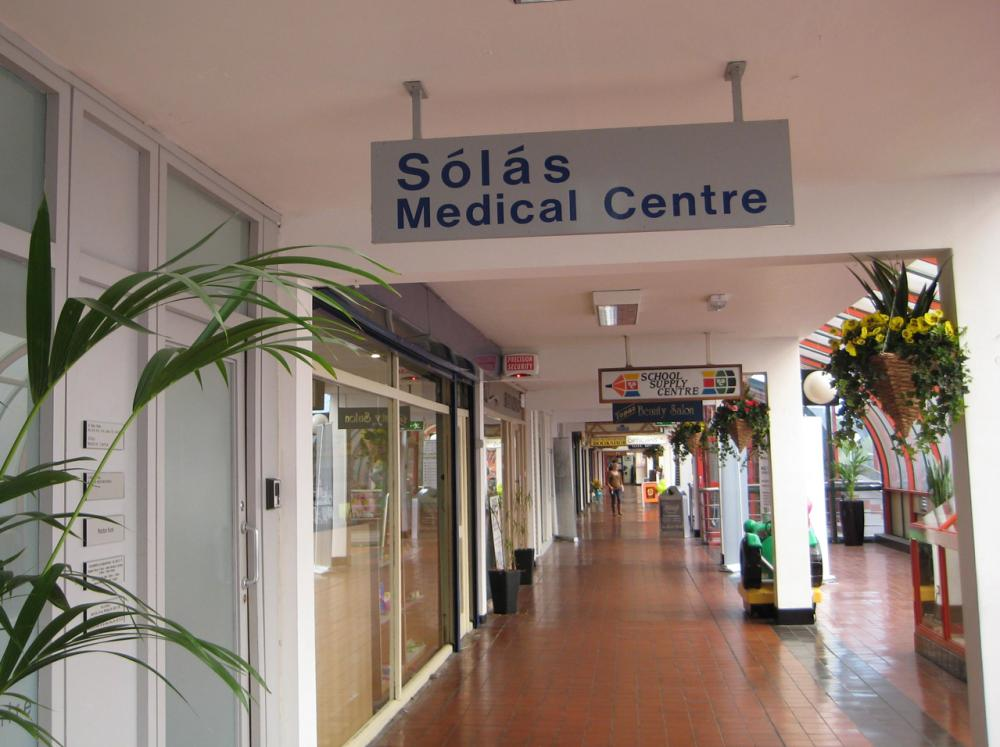 Solas Medical Home Page